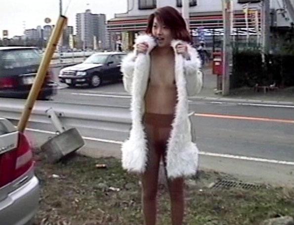 超過激な美少女の着エロ動画
